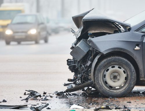 Six Figure Sum Awarded for Whiplash Claim