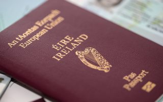 irish citizenship applicants