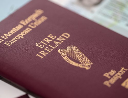 Irish Citizenship Ceremonies Update