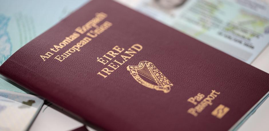 irish citizenship applicants