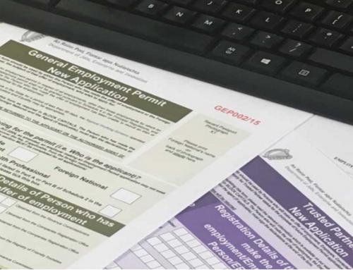 Irish Employment Permit News