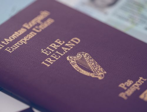 Irish Citizenship Update