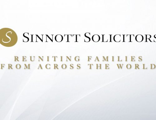 Merry Christmas from all of us at Sinnott Solicitors!
