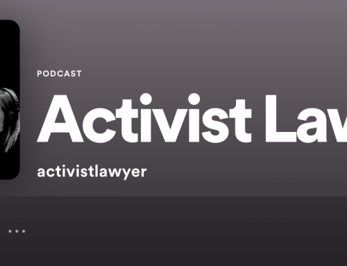 Podcast of Carol Sinnott discussing recent developments in Irish Citizenship Law with Sarah Henry of Activist Lawyer